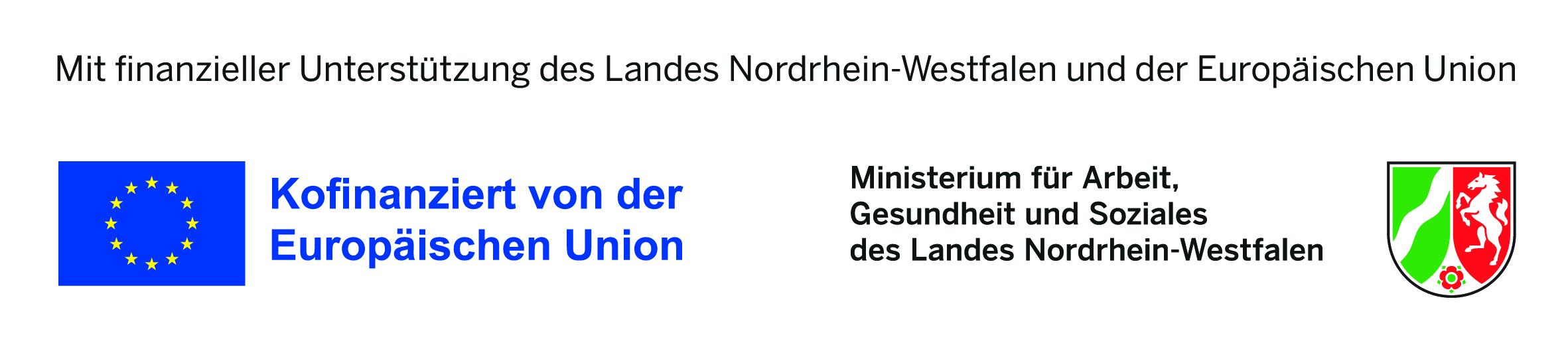 Gefördert durch NRW und den ESF