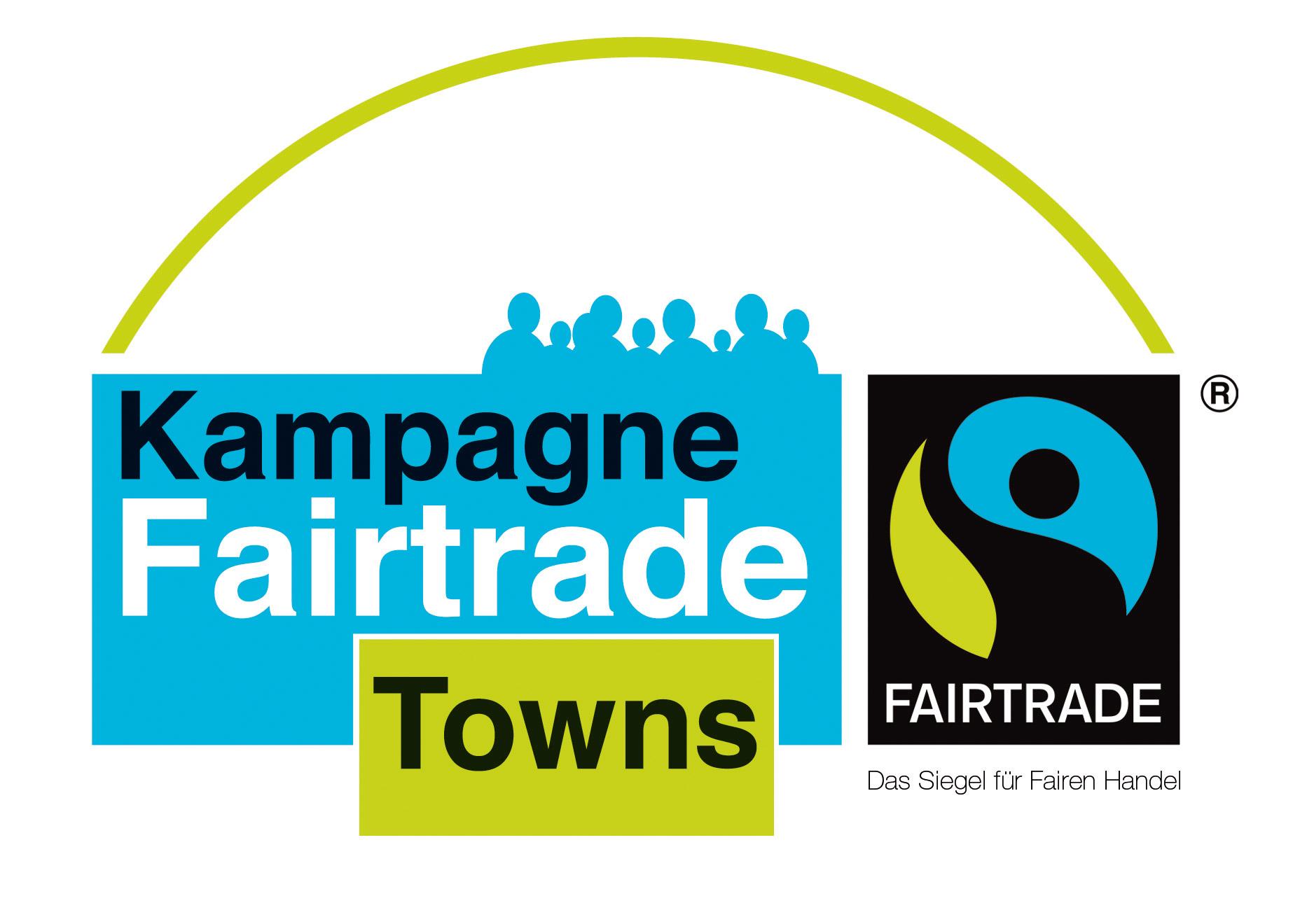 Logo von Fairtrade Towns